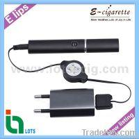 Electronic cigarette elips