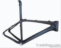 Green Environmental Bicycle Frames