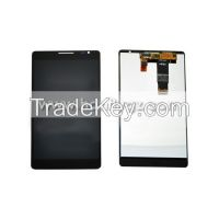 OEM LCD Screen with touch Screen for Huawei Mate black
