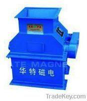 Series CXJ dry powder drum permanent magnetic separator