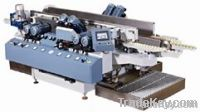 55mm Small-Glass-Sheet Double Edge Grinding Machine With High Precisio