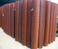 expanded metal wired mesh