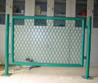 expanded wire mesh panel