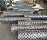 low carbon expanded mesh wire mesh fencing