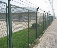 expanded plate wire mesh