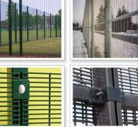wire mesh fence installation