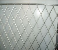 diamond wire mesh raised expanded metal