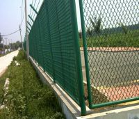 green expanded wire mesh