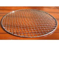 Convex Shape Barbecue Wire Mesh