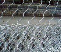 hot dipped galvanized hexagonal wire mesh