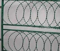 factory razor barbed wire mesh