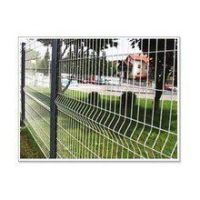 decorative welded wire mesh fence