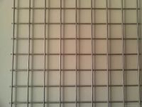 factory galvanized welded wire mesh