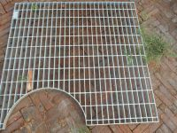 stainless steel floor drain grate