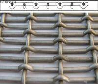 steel crimped wire mesh