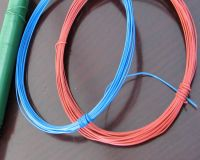pvc coated cage wire