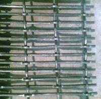 crimped square wire mesh