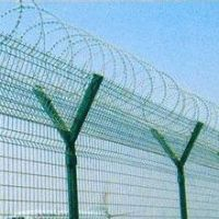 Airport Safety Fence