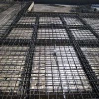 steel bar welded wire mesh panel