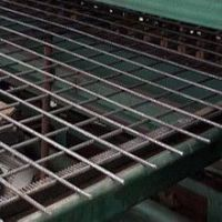 steel ber welded wire mesh