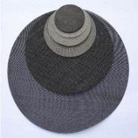 black wire cloth filter