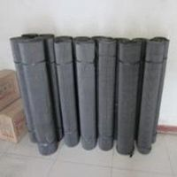 Low-Carbon Iron Black Wire Cloth for filter use