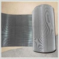 black wire cloth/filter wire cloth