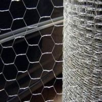 high quality hexagonal wire mesh made in china