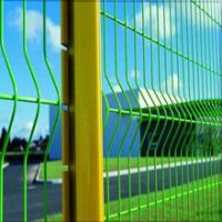 high quality factory outlet welded wire mesh fence panels