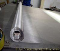 304 316 316L Stainless Wire Mesh