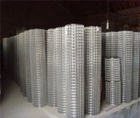 low price hot-dipped galvanized heavy crimped welded wire mesh