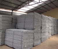 factory price high zinc coated Gabion Box
