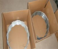 BTO CBT concertina razor wire/razor barbed wire