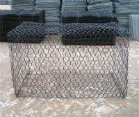 PVC/Galvanized Gabion Box(competitive price and good quality factory)