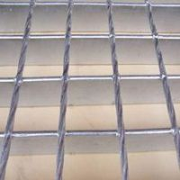 Heavy Duty Plastic Coated Steel Grating Panel
