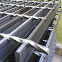 Low Price Galvanized Steel Grating