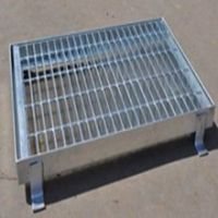 Factory Outlet  Standard Size Steel Grating