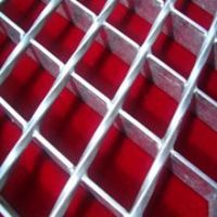 High quality hot dip galvanized steel grating