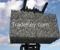 Galfan Coated Welded Gabion Box (Factory)