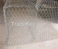 Heavey Galvanized Gabion Box (ISO 9001 Direct Factory)