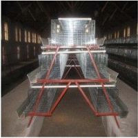 chicken wire mesh layer battery cage for chicken farm