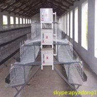 iso9001 high quality poultry battery cage