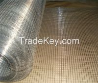PVC coated/galvanzied welded wire fence panels