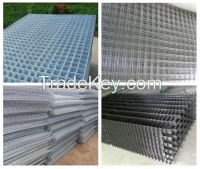High Quality PVC coated welded wire fence panels