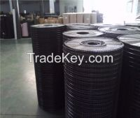 anping plastic dipping welded wire fence panels/dipped panels