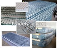 welded wire fence panels manufacturer