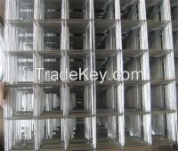 galvanized welded wire fence panel (ISO9001 SGS direct factory)