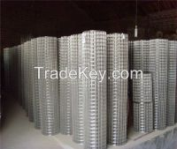 welded wire mesh fence netting/galvanized welded wire fence panels