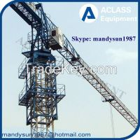 QTP5010 Topless Tower Crane 4ton Grue Tour