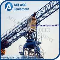2015 QTP5020 Self-erecting Hammerhead Flattop Tower Crane